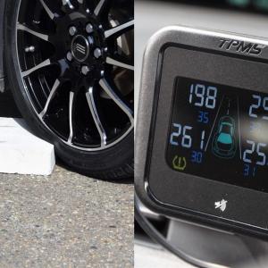 「約50%のクルマが空気圧不足」というデータも タイヤの状態をリアルタイムに表示してくれる『Air Safe』が凄い