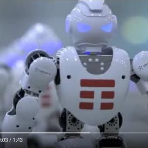 1372体のヒューマノイドロボット『Alpha 1S』が同時にダンス ギネス世界記録です