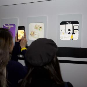 海外に誇る芸術!? クールな新幹線の魅力がわかるGIF動画『Art of Shinkansen』