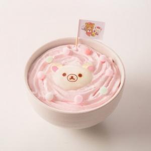 びっくりカワイイ「ピンクのカレーうどん」も!リラックマ15周年アニバーサリーカフェ開催[オタ女]