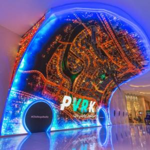 """デカい:""""世界最大""""のショッピングモール『ドバイ・モール』にVR体験施設『VR Park』がオープン"""