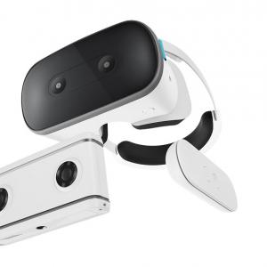 レノボがスタンドアロンVRヘッドセットとVR180対応2眼カメラを5月11日に国内で発売へ