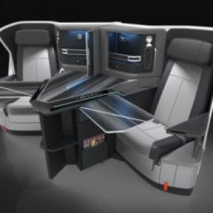 日本の技術とデザインを採用!KLMが新しビジネスクラスシートを採用