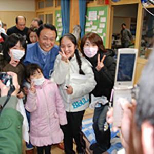 麻生太郎副総理の東日本大震災時の行動が脚光を浴びる! 「はじめて知った」「マスコミは世間に知らせて」