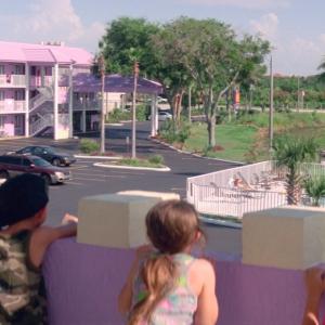 映画『フロリダ・プロジェクト 真夏の魔法』ちびっ子達が下ネタコール! キュートな悪ノリにご注目