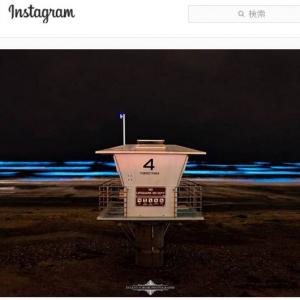 夜に幻想的に光る青い海 自然現象がもたらしたサンディエゴの絶景が話題に