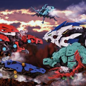 新型ZOIDS『ゾイドワイルド』6月23日に発売決定!第1弾は全6種