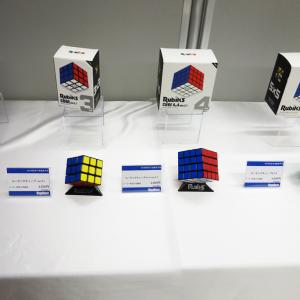 定番パズル『ルービックキューブ』をリブランディング メガハウスが新製品10種を発表