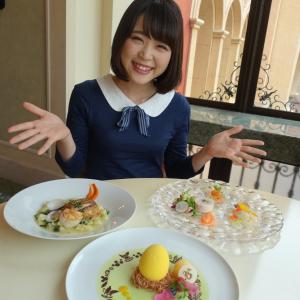 お皿の上でもファッショナブル! 東京ディズニーシー「ホテルミラコスタ」のイースター限定メニュー食べ納めレポ
