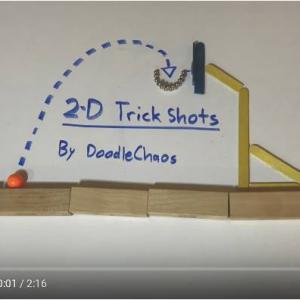 動画:見ていてホント楽しい! バスケのシュートを決め続けるピタゴラ装置