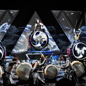[動画]チームラボとDRUM TAOが初タッグ!デジタルアートと和太鼓の振動まで融合した『万華響-MANGEKYO-2018』