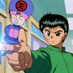 25周年記念『幽☆遊☆白書』TVアニメ再放送決定!「爆烈!目覚めた妖狐」はキャスト副音声付き