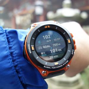 Wear OSに対応したカシオ『PRO TREK Smart WSD-F20』レビュー アウトドアでも街でも活躍するタフネススマートウォッチ[PR]
