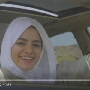 車の運転が解禁されたので嬉しくてミュージックビデオを公開したサウジアラビアの女性ラッパー