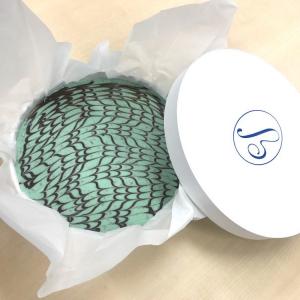 チョコミン党歓喜! 「直径26センチの特大ミントチョコレート」を楽しめる『メリーチョコレート』のキャンペーンがスタート