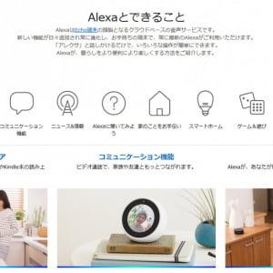 iOS/Android用『Amazon Alexa』アプリで音声アシスタント機能が利用可能に