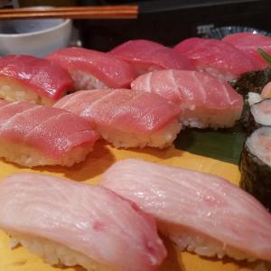 板前寿司・上野店で「最強本まぐろセット」が半額の1240円(税別)! 7月31日まで
