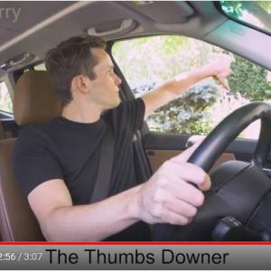 動画:75種類のドライバー(運転手)あるある
