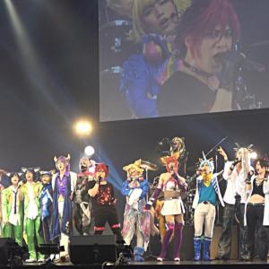 ペンラ禁止でも熱気は最高潮!Live Musical「SHOW BY ROCK!!」初Zepp公演フェス[動画レポ]