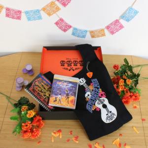 ディズニー初のブランドコラボは夏のおでかけにピッタリなオシャレアイテム! 『リメンバー・ミー MovieNEX スペシャルボックス』