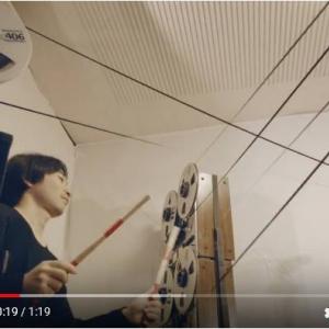 動画:誰も思いつかない演奏! オープンリールって楽器になるんだ