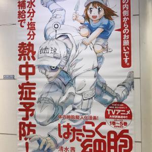 『コミケ94』がスタートした「国際展示場駅」の展示物をざっと撮影してみた