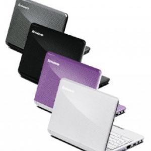 レノボ、新デザインのネットブック『IdeaPad S10-2』発売へ