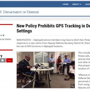 ブーメランってこういうこと!? GPSを開発した張本人の米国防総省がGPS禁止令を発動