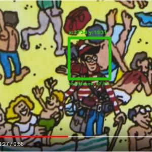 """ウォーリーを探すためだけのロボットが存在した! その名は""""There's Waldo(ウォーリーはここ)"""""""