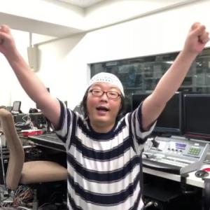 週刊ひげおやじ #76:やったー夏休みだ!! ひげおやじによる深夜のLIVE配信