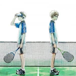 『コードギアス』赤根和樹監督 新作オリジナルアニメは男子テニス部の青春ストーリー!花江夏樹&畠中祐出演PVが解禁