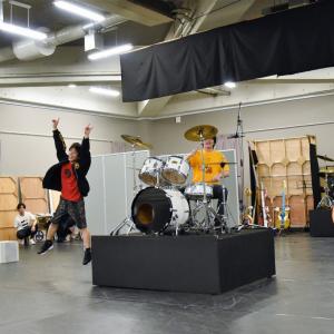 フカシギミックがみんなの架け橋になる?Live Musical「SHOW BY ROCK!!」稽古場に潜入!