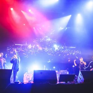 『ヒプノシスマイク』ライブならではのソロ&バトルソングにファンもヒートアップ!2nd LIVEレポート