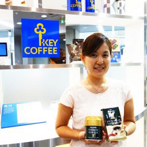 パイナップルみたいなコーヒー? キーコーヒーから爆誕した世界初の新加工技術『KEY-POS』の秘密を開発担当者に聞いてみた