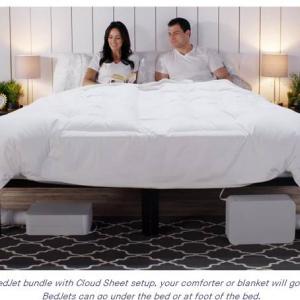 夫婦喧嘩の回数も減る!? 快適な睡眠を実現する送風機『BedJet 3』