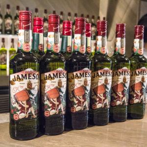 アイリッシュウイスキー『ジェムソン』が日本限定デザインボトルをお披露目 注目のインディーズバンド5組とコラボする『JAMESON HALLOWEEN FES』も本日から開催