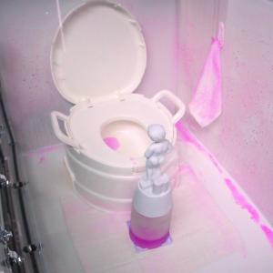 """盲点だった……トイレの""""居座り臭""""は「壁」が原因! P&G『ファブリーズ』が調査結果を発表"""