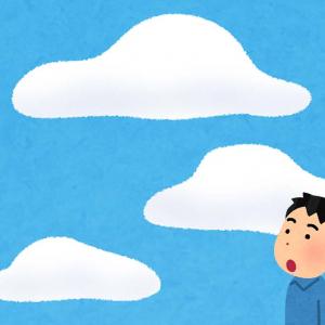 謎の雲を目撃した動画ツイートに「これは恐らく″雲に似せた何か″です」コメント盛り上がる