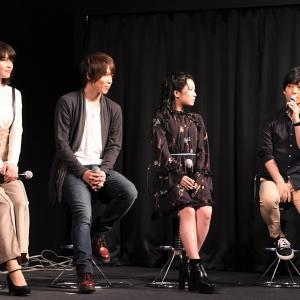 梅原裕一郎がTGS『甲鉄城のカバネリ』イベントに登壇 荒木監督「元気そうでなによりです」