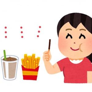 「マクドナルドのシェイクにポテトつけるやつ」ほんわかイラストツイートに「甘い、しょっぱいは魔のループ」「塩多めで頼んでます」共感多数