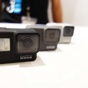 """ジンバル要らずな""""HyperSmooth""""機能やハイパーラプス撮影""""TimeWarp""""機能を搭載 『GoPro HERO7 Black』含むシリーズ3製品が発売"""