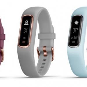 体のエネルギー残量やレム睡眠が計測可能になったGARMINのリストバンド型活動量計『vivosmart 4』が10月11日に発売へ