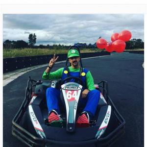 """マリオコスチュームでサーキットを走る""""Mashroom Racing""""がロサンゼルスでも2019年にサービスを開始するらしい"""