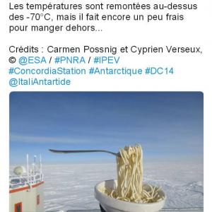南極で自炊しちゃうと料理が食品サンプルに