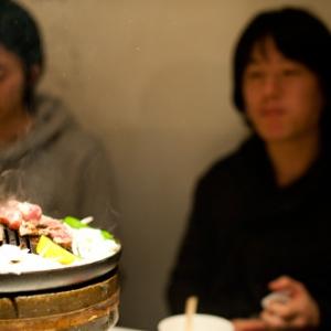 RAM RIDERとラム肉を食べながらインタビューをしてみた!