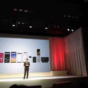 ドコモ2018-2019冬春モデル 『Xperia XZ3』『Galaxy Note9』と『Pixel 3』シリーズにdocomo with対応3端末など10機種を発表