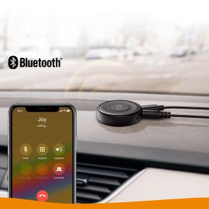 カーオーディオやスピーカーと接続してスマホの音楽再生や通話を可能に アンカー・ジャパンが『Anker Roav Bluetooth レシーバー B2』を発売