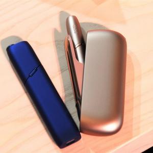 新型『IQOS』2機種が11月15日に発売 オールインワン型は連続10回の吸入が可能に