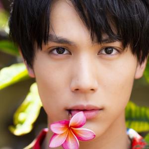中川大志 二十歳の写真集収録カット&1st Blu-ray映像公開!ハワイを満喫する笑顔にキュン♪