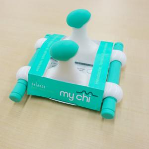 ツボを刺激して首筋を伸ばす指圧代用グッズ 『Makuake』でプロジェクト公開中の『mychi』レビュー